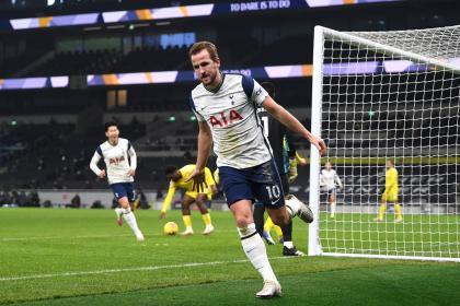 Con sufrimiento: Tottenham no pasó del empate en la Premier League
