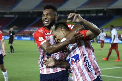 ¡Teo se reporta con Junior! Vea el gol que le dio el triunfo sobre DIM