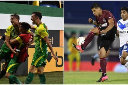 Con protagonismo colombiano: definidos finalistas de Sudamericana
