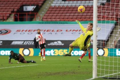 Sin sufrir, Tottenham superó al débil Sheffield y ajustó sus cuentas