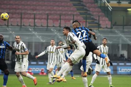 Inter se quedó con el clásico: derrotó 2-0 a un desconocido Juventus