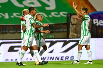 Nacional derrotó a Santa Fe en Liga: vea acá los goles del partido