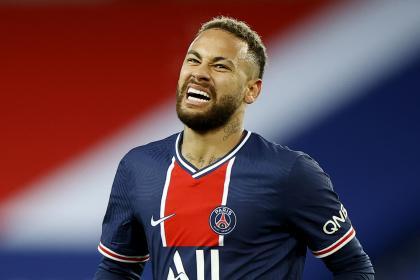¿Nuevamente padre? Así celebró Neymar su gol en el partido 100 ...
