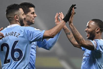Manchester City goleó al West Bromwich y es líder: así va la Premier
