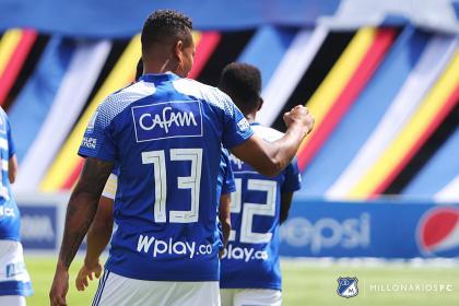 Valenciano, letal sobre nivel físico y juego de Guarín en Millonarios