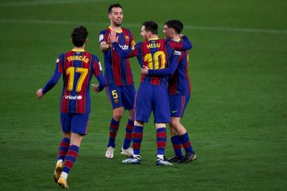 Barcelona sigue creciendo y sorprendiendo: goleó 5-1 a Alavés