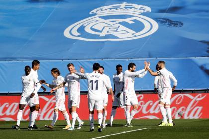Respira Zidane: sólida y tranquila victoria del Madrid sobre Valencia