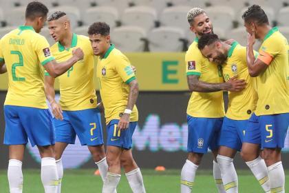Brasil a mantener su ritmo, Ecuador busca seguirle el paso