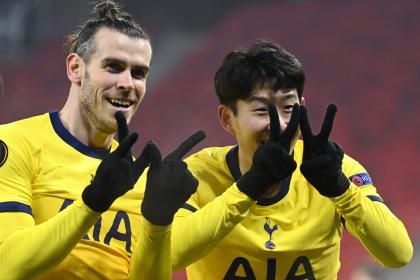 ¡Bale para todo el mundo! Figura y cómoda victoria en Europa League