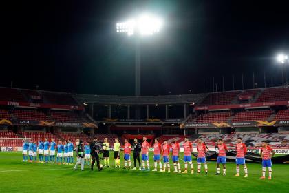 Granada vs. Nápoles: EN VIVO el vibrante partido de la Europa ...