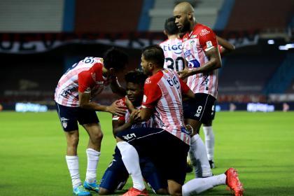 EN VIVO: Junior visita a Caracas en segunda fase de Copa ...
