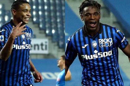 ¡Con Muriel y Zapata no hay pierde! Atalanta vs Fiorentina, EN VIVO