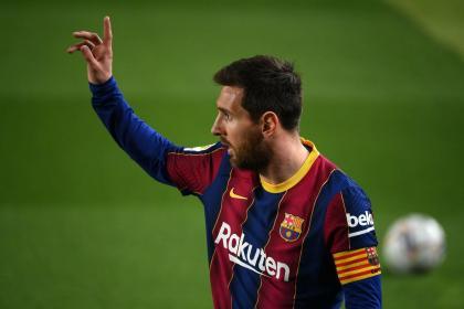 El alto precio que significa al Barcelona la salida de Lionel Messi