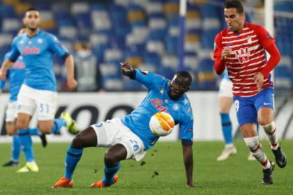 Fracaso de Nápoles: eliminados en dieciseisavos de Europa League
