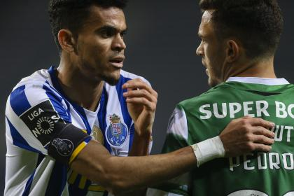Matheus y Díaz poco pudieron hacer: Porto empató y se aleja del líder