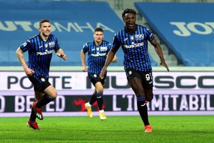 Zapata es titular: Atalanta vs Milan, duelo estelar de Calcio, EN VIVO