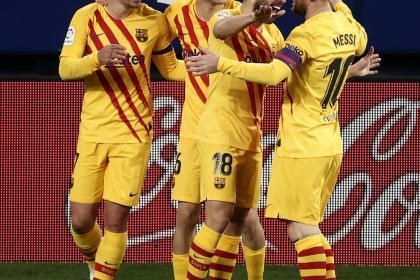 Barcelona ganó y empataron los de Madrid: así quedó apretada ...