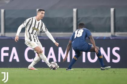 ¡Juventus eliminado de Champions League! Porto se sacó la 'espinita'