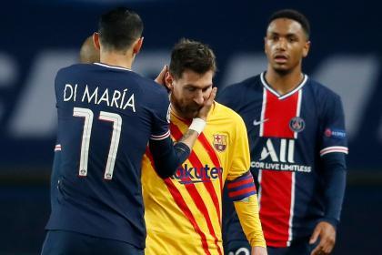 ¿Barcelona peleará por Messi? Empresario catarí envió fuerte ...