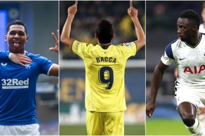 Se abre el telón en octavos de Europa League: colombianos en ...
