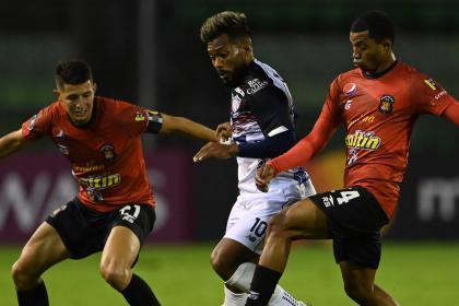 Le costó millones, pero Junior venció 1-2 en su visita a Caracas FC