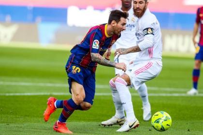 ¡Clásico a la vista! Hora y dónde ver en TV, Real Madrid vs Barcelona