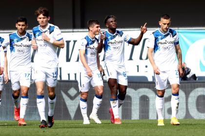 ¡Gracias Atalanta! Pinchazo contra Sassuolo corona a Inter en Italia