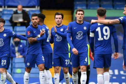 Cuando la suerte se viste de azul: Chelsea, a semifinal de FA Cup