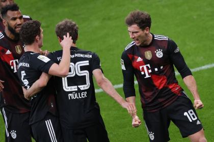 ¿Bundesliga sentenciada? Bayern despachó al Leipzig en un ...