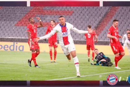 ¡No te metas con Mbappé! Gran victoria de PSG en casa de pobre ...