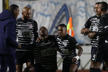 Junior no pudo con la altura: perdió 2-1 con Bolivar en Libertadores