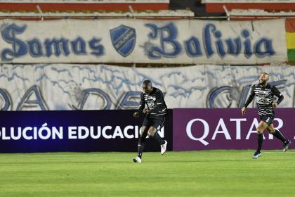 Junior perdió, pero la llave de Copa Libertadores quedó abierta