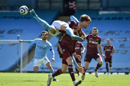 Bielsa hace de las suyas: el City se espantó en la Premier League