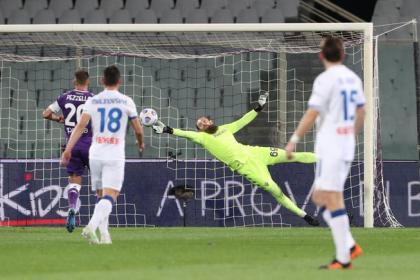 ¡Con doblete de Zapata! Atalanta sufrió pero derrotó a Fiorentina
