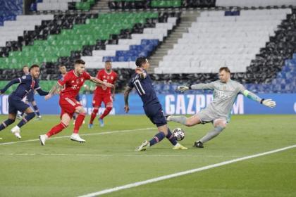 ¡Gracias por el fútbol! PSG venció a Bayern en bella batalla en París