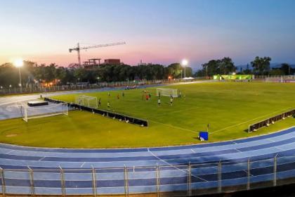 ¡Hola Bucaramanga! América y Cerro Porteño entrenarán en la UIS