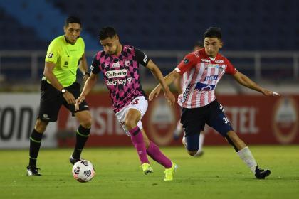 Santa Fe vs Junior, no se jugará en Colombia: cambio en Libertadores