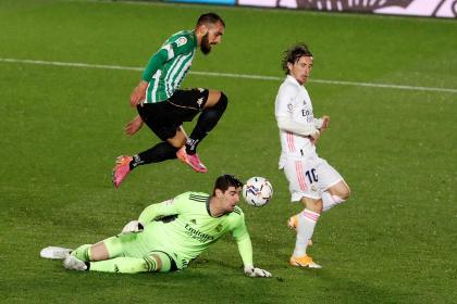 Se complicó solito: Real Madrid no pudo en casa y así quedó la tabla