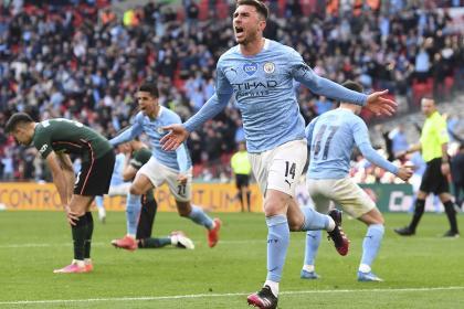 ¡Primer título del Guardiola Team! Manchester City ganó la Carabao ...