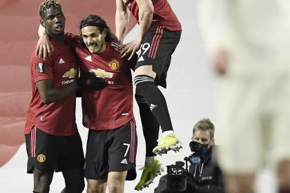 ¡Huele a título! Histórica goleada del Manchester United en semis