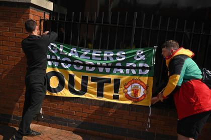 La familia que tiene enardecidos a los hinchas del Manchester United