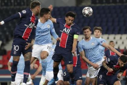 ¡Último round Manchester City vs PSG! En juego, la final de ...