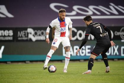 ¡Celebra el Lille! PSG empató y se alejó del título de Liga de Francia