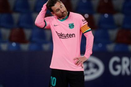 Barcelona se autodestruyó: no pudo con Levante y dice adiós a ...