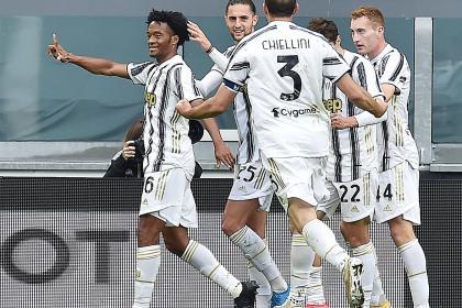 Atalanta está listo, Cuadrado mantiene a Juventus: tabla en Serie A