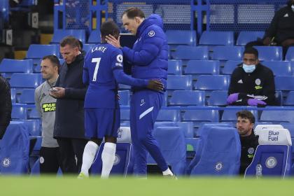 Pasó el susto en Chelsea: todo 'tranqui' con Kanté para Champions