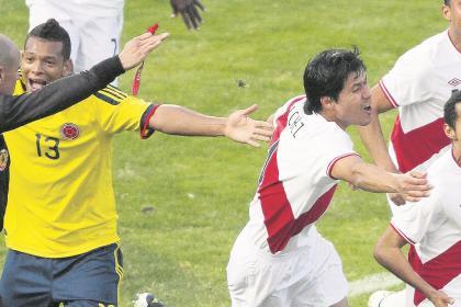 El invicto de Colombia contra Perú: ¡Hay que extender la racha!