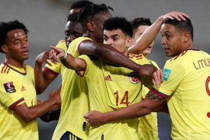 Eliminatoria: los 5 datos que dejó el triunfo de Colombia sobre Perú
