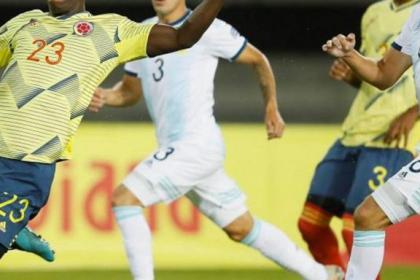 Colombia vs. Argentina: horario y dónde ver el partido de Eliminatoria
