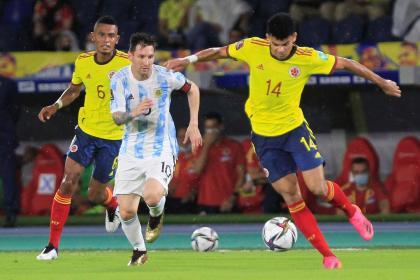 ¡EN VIVO! Por el segundo batacazo en Copa: vea Colombia vs ...